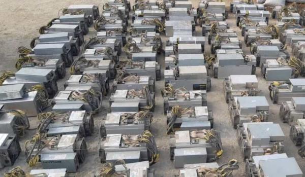 خبرنگاران 2هزار و 453 دستگاه ماینر در استان سمنان شناسایی و جمع آوری شد