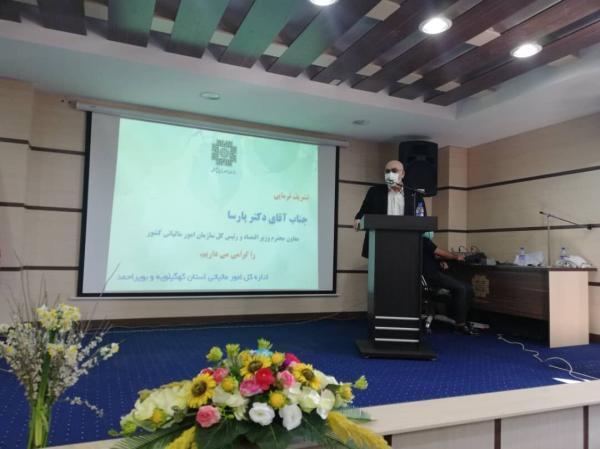 خبرنگاران 55درصد از مالیات کشور در تهران وصول می گردد