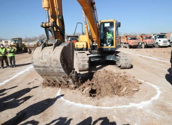 خبرنگاران زمین طرح مسکن ملی به 65 نفر در اشنویه واگذار شد