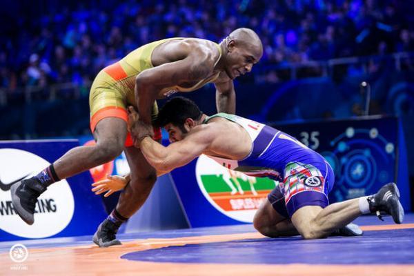 رقیب آمریکایی علیرضا کریمی المپیک را از دست داد