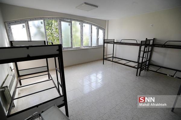 خوابگاه های دانشجویی علوم پزشکی شهیدبهشتی بازسازی شدند