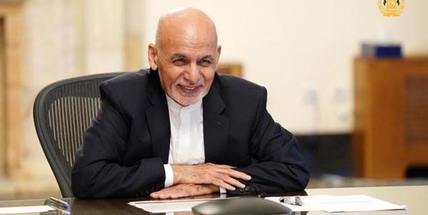 غنی: کابل برای خروج آمریکا از افغانستان همکاری می نماید