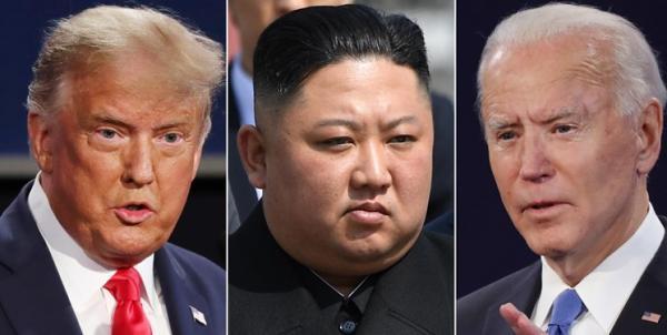 تداوم تنش های آمریکا و کره شمالی؛ کاخ سفید: بایدن قصد ملاقات با کیم ندارد