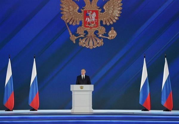 پوتین: امیدوارم به ذهن هیچکس خطور نکند که از خط قرمزهای روسیه عبور کند، امکانات کافی برای دفاع از خود در برابر تهدیدات خارجی را داریم