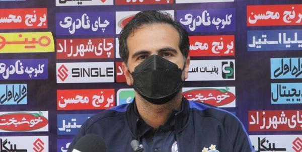 صالح مصطفوی: بازی سنگینی با ذوب آهن داریم، ما خسته ترین تیم ایران هستیم