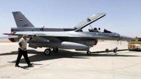 نابودی مخفیگاه داعش در دیالی توسط جنگنده های عراقی
