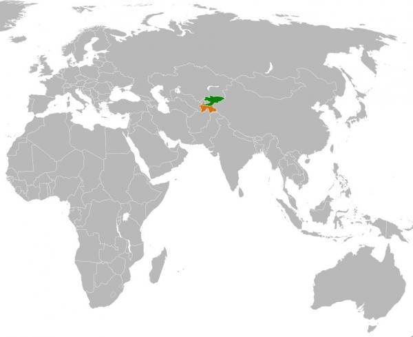 شمار کشته شدگان قرقیزستان درجدال مرزی با تاجیکستان به 13 تن رسید