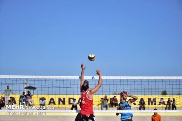 تایلند میزبان دو رویداد جهانی والیبال ساحلی شد