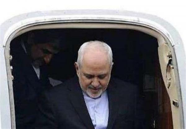 شروع تور اروپایی وزیر خارجه، ظریف وارد مادرید شد