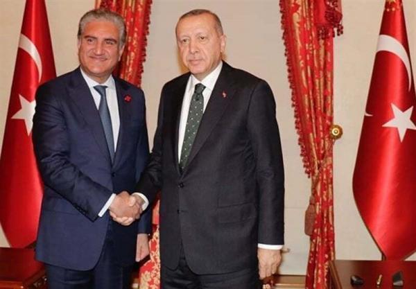 پاکستان پشت ترکیه را گرفت