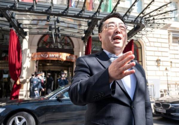 نماینده چین خواهان قاطعیت سیاسی در مذاکرات برجامی شد