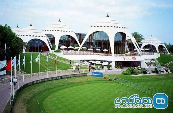 باشگاه گلف امارات