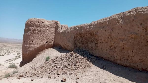 خسارت زلزله 5,5 ریشتری جاجرم به بعضی از بناهای تاریخی این شهرستان