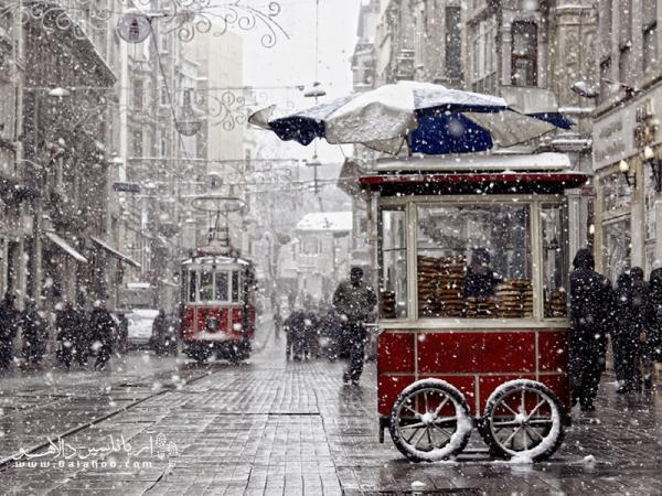 7 خیابان معروف استانبول برای خرید