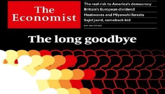 اکونومیست، انتها بندی طولانی کووید، 19