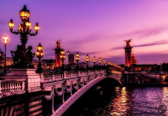 11 منطقه فتوژنیک در پاریس