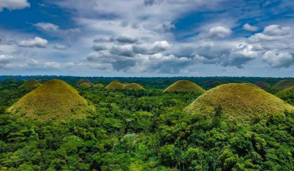 تور فیلیپین: طبیعت فیلیپین، بهشتی به جا مانده در تاریخ